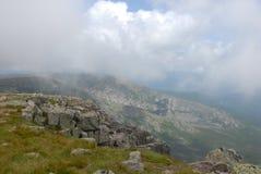 Katahdin Gipfel Stockbild