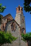 Katalanische Kirche Lizenzfreie Stockfotos
