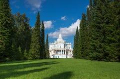 Katalnaya gorka pavilion Royalty Free Stock Photo