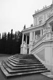 The Katalnaya gorka pavilion in Oranienbaum. Royalty Free Stock Photo
