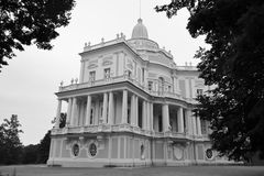 The Katalnaya gorka pavilion in Oranienbaum. Stock Image