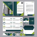 Katalog av produktföretagsbroschyren Royaltyfria Foton