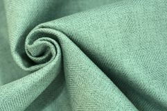 Katalog stubarwny płótno od matować tkaniny tekstury tło, jedwabniczej tkaniny tekstura, przemysłu włókienniczego tło Obraz Royalty Free