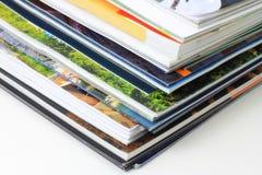 Kataloge Lizenzfreie Stockbilder