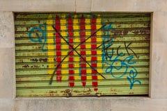 katalonien Stockbild