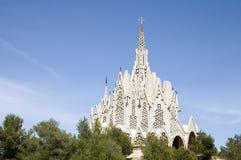 katalonii Montferri Hiszpanii zdjęcia royalty free