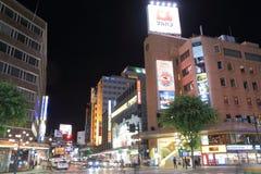 Katamachi Kanazawa Japan Stock Image