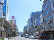Katamachi Kanazawa Japan Stock Photography