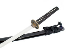 Katana Royalty Free Stock Photo