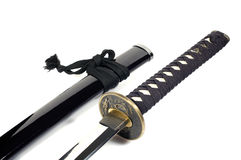 Katana - Japanese sword (6) Stock Photography