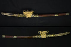 Katana sword Royalty Free Stock Photos