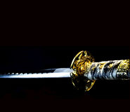Katana sword Royalty Free Stock Photography