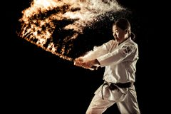 Katana sword Royalty Free Stock Images