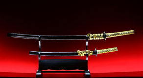 Katana Royalty Free Stock Images