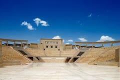 The Katara Amphitheater, Doha, Qatar Stock Photo