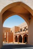 The Katara Amphitheater, Doha, Qatar Royalty Free Stock Photo