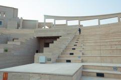 The Katara Amphitheater stock photos