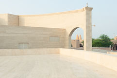 The Katara Amphitheater Stock Images