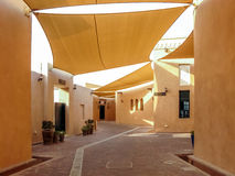 Katara Cultural Village in Doha Royalty Free Stock Photography