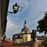 Katarina Church in Stockholm Stock Photos