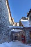 Katarina Passage, Tallinn, Estonia Royalty Free Stock Photo