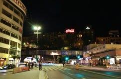 Katarinavägen a Stoccolma fotografie stock