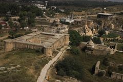 Katas Raj Temples Stock Photography
