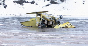 Katastrofa samolotu zbiory