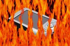 katastrofteknologi Royaltyfri Bild