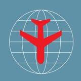 Katastrofy samolotu Zdjęcia Stock