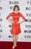Kate Baldwin. Actress Kate Baldwin arrives for the 2017 Tony Awards Meet the Nominees Press Junket at the Sofitel New York Hotel on May 3, 2017.  She is Stock Image