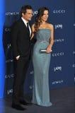 Kate Beckinsale & Len Wiseman Royalty Free Stock Image