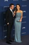 Kate Beckinsale & Len Wiseman Royalty Free Stock Photos