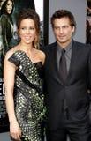 Kate Beckinsale and Len Wiseman Royalty Free Stock Photos
