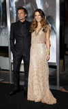 Kate Beckinsale and Len Wiseman Royalty Free Stock Photo