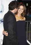 Kate Beckinsale and Len Wiseman Stock Image