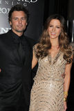 Kate Beckinsale, Len Wiseman, Underworld Royalty Free Stock Image