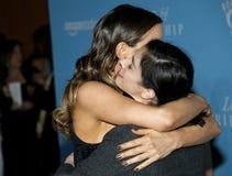 Kate Beckinsale and Sarah Silverman Royalty Free Stock Photo