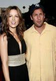 Kate Beckinsale und Adam Sandler Stockfoto