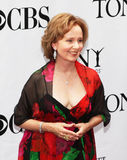 Kate Burton. Actress Kate Burton arrives on the red carpet of the Radio City Music Hall in New York City for the 63rd Annual Tony Awards on June 7, 2009 Royalty Free Stock Image