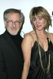 Kate Capshaw, Steven Spielberg Stock Photo