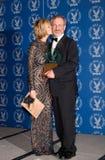 Kate Capshaw,Steven Spielberg Stock Photo