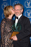 Kate Capshaw,Steven Spielberg Royalty Free Stock Images