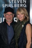 Kate Capshaw,Steven Spielberg Royalty Free Stock Photography