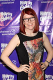 Kate Flannery. LOS ANGELES - JAN 13:  Kate Flannery arrives at  the Hilarity For Charity Benefit at Vibiana on January 13, 2012 in Los Angeles, CA Stock Photos