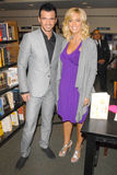 Kate Gosselin,Tony Dovolani Stock Images