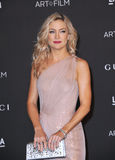 Kate Hudson. LOS ANGELES, CA - NOVEMBER 1, 2014: Kate Hudson at the 2014 LACMA Art+Film Gala at the Los Angeles County Museum of Art Stock Images