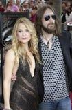 Kate Hudson Robinson i Chris Zdjęcie Stock