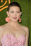 Kate Hudson. At the 8th Annual Veuve Clicquot Polo Classic held at the Will Rogers State Historic Park in Pacific Palisades, USA on October 14, 2017 Royalty Free Stock Photos