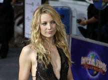Kate Hudson. UNIVERSAL CITY, CALIFORNIA. August 2, 2005. Kate Hudson attends at the `The Skeleton Key` Los Angeles Premiere at the Universal Studios Cinema in royalty free stock photo